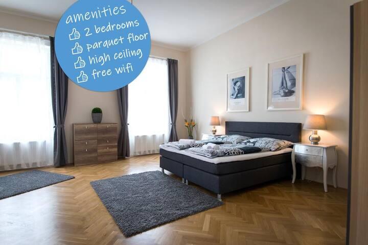 Exclusive Suite Universitaet Wien