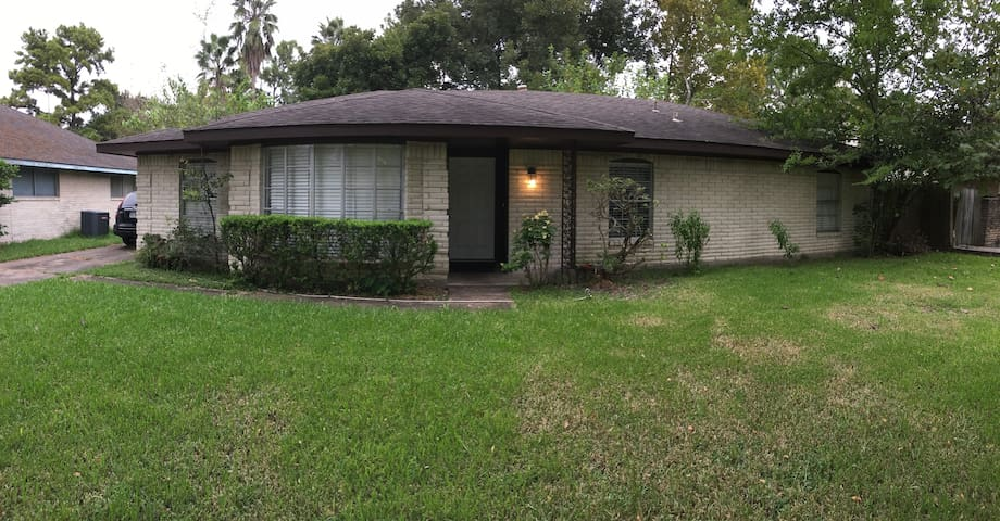 Private room in NW Houston house: BLUE room - 휴스턴(Houston)