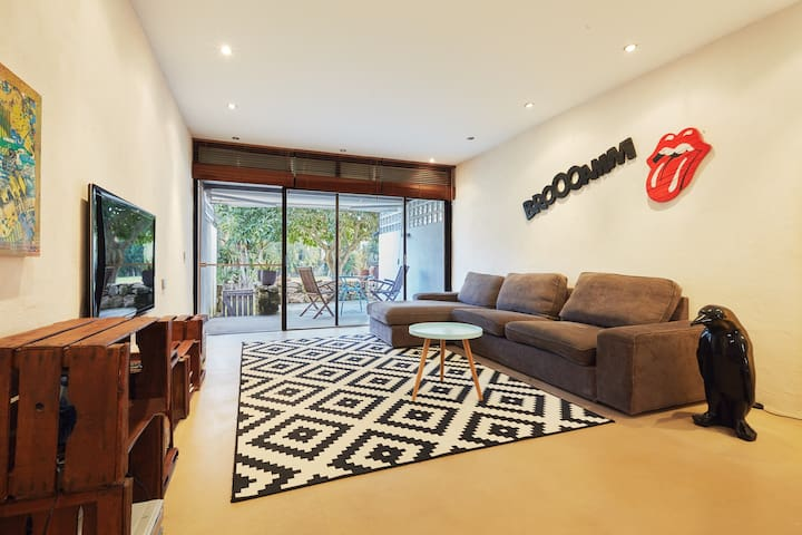 House w/ pool near Ibiza town - Santa Eulària des Riu - Apartamento