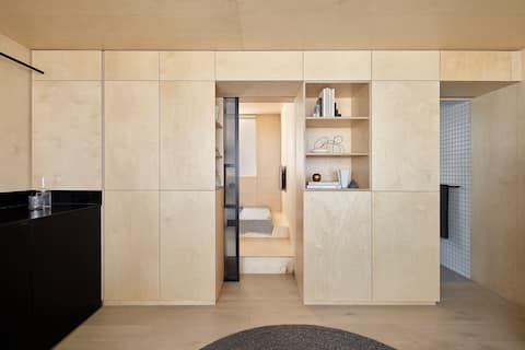 Cosy compact apartment - Itinerant Richmond