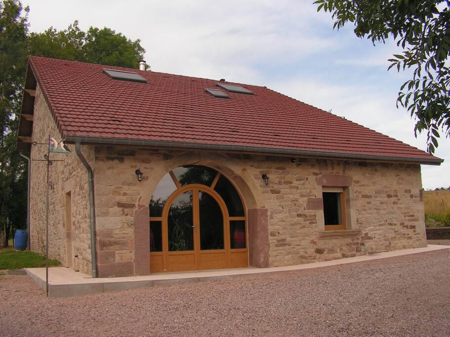 Maison de caractere ideale pour une grand famille for Chambre hote xertigny