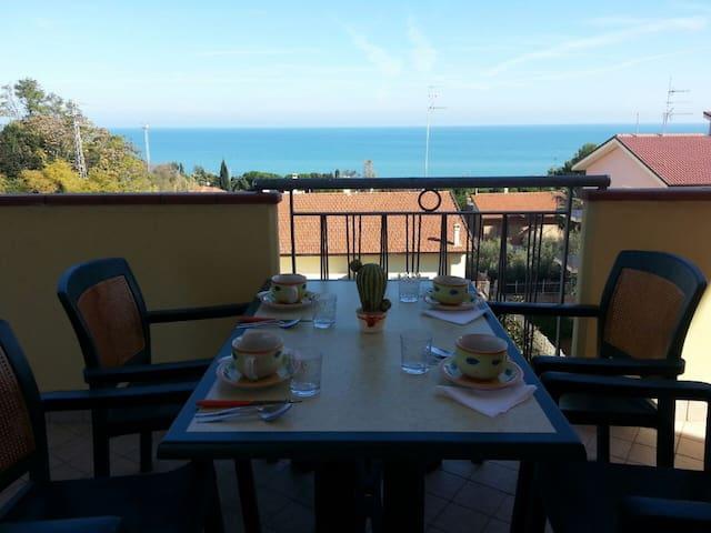 Appartamento 4 posti letto sul mare - Campofilone - Apartament