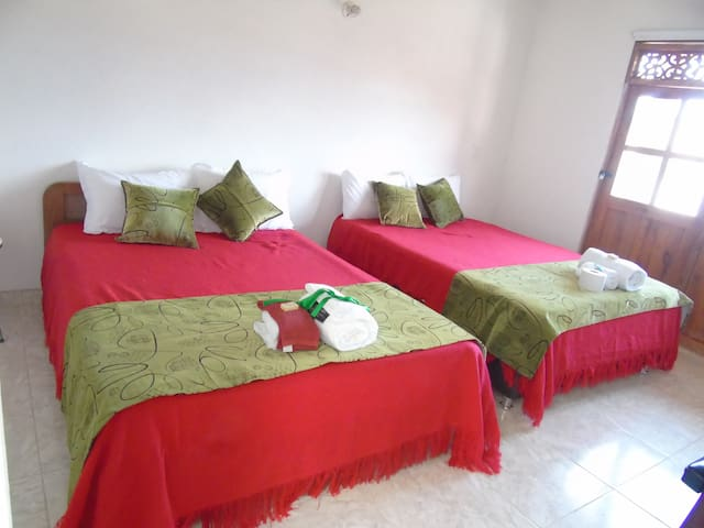 Comfortable room in Villa de Leyva - Villa de Leyva - House