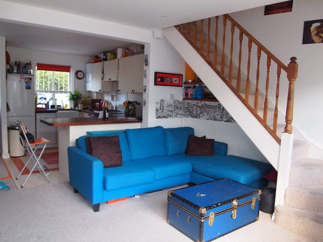House With Garden in Camden Town - London - House