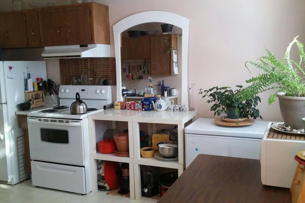 *Kitchen Love*