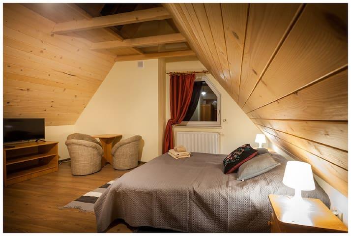 Tatrzańska Kotwica - Room no 3 for 3 persons