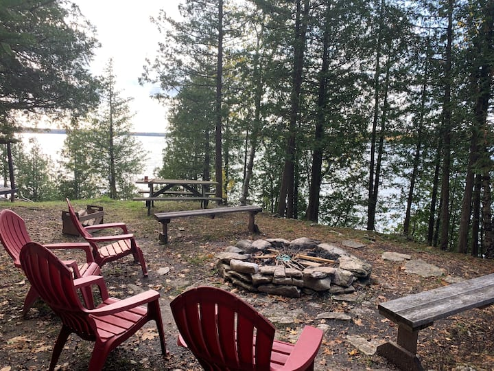 Serene Waterfront Property Manitoulin Island