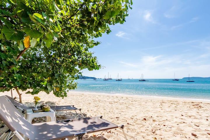 海滨日落豪华  Beachfront App. SUNSET DELUXE