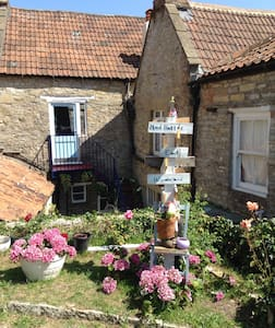 Pilton nr Glastonbury, Nanny Apples - Pilton, nr Glastonbury  - Wohnung