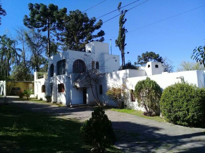 Casa Estilo Mediterraneo Los Perales -jujuy
