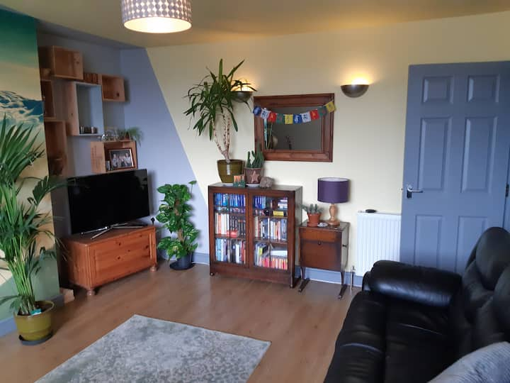 Modern Biophilic Flat with great facilities & view
