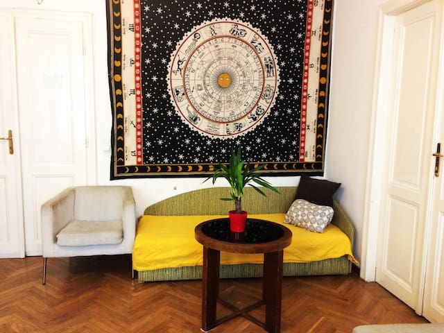 flat in vienna - bright, lovely & cosy :) - Wien - Apartment