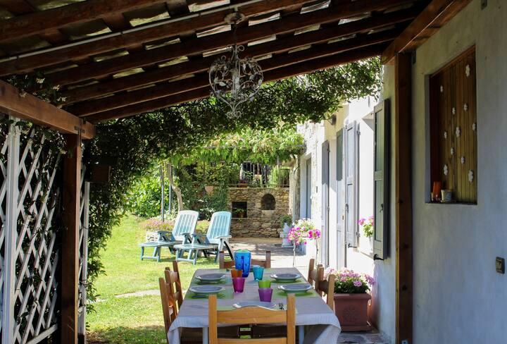 Villa Glicine - Tra lago di Como e Valtellina