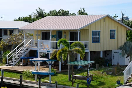 LunaSea, waterfront island cabin. Awesome getaway! - Placida