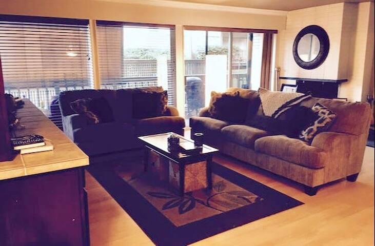 Luxury Room - 5 Min. From Seattle - Mercer Island - Apartamento