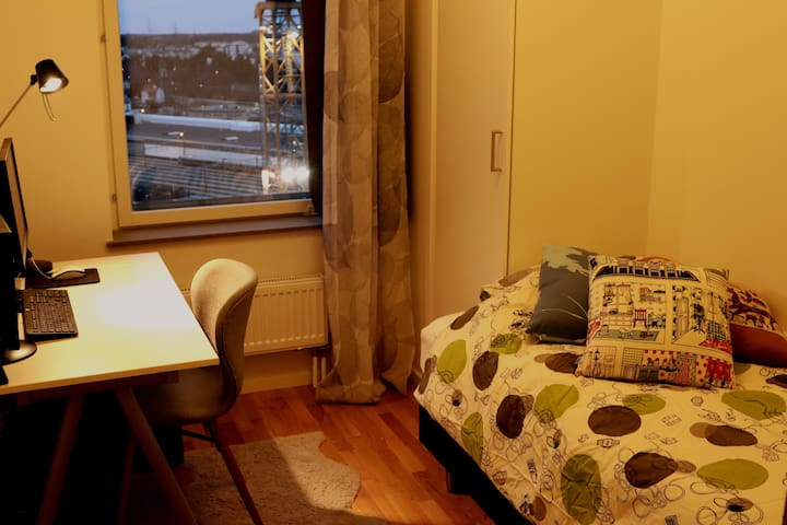 Welcome to my cosy flat in Solna!