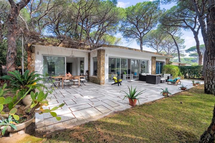 Villa Pineta di Roccamare