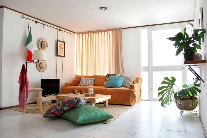 Casa Caya, My home in Cholula - San Pedro Cholula - House