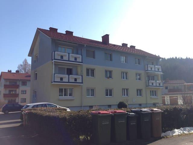 Luftmatratze im Esszimmer - Eppenstein - Huoneisto