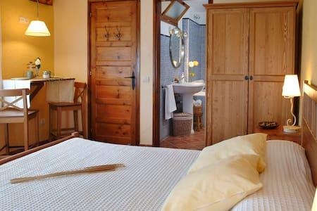 Suite con cocina,  baño completo piscina, barbacoa - Canyelles - Appartamento