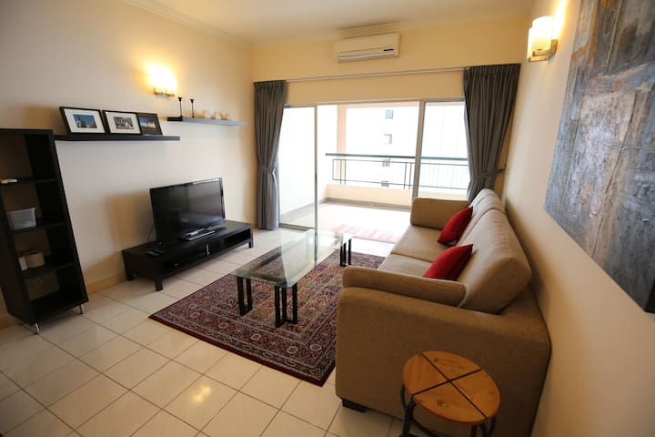 Clean & Cozy ❤ 5 stations to KLCC ❤ Single Room - Kuala Lumpur - Apartment