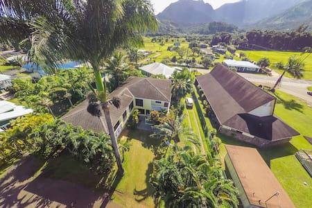 Hale Hanalei (www.vrbo.com/25740) - Hanalei - House
