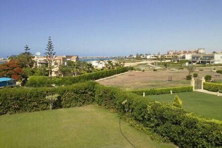 Marina 4 villa 5 bedroom - Marina El Alamein