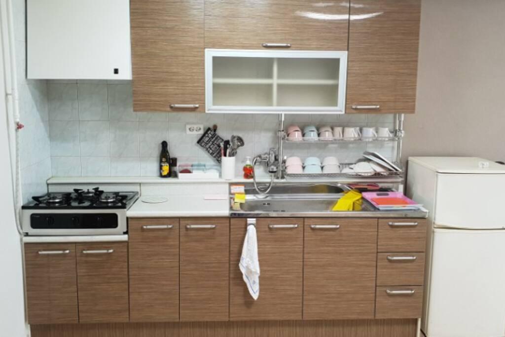 주방(6인기준 식기)