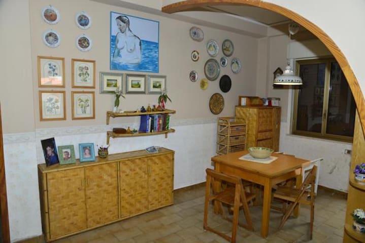 Villetta singola a 200 metri da spiaggia privata - Messina - Villa