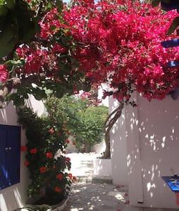 Bouganvillea Guest House - Piso Livadi - Appartement