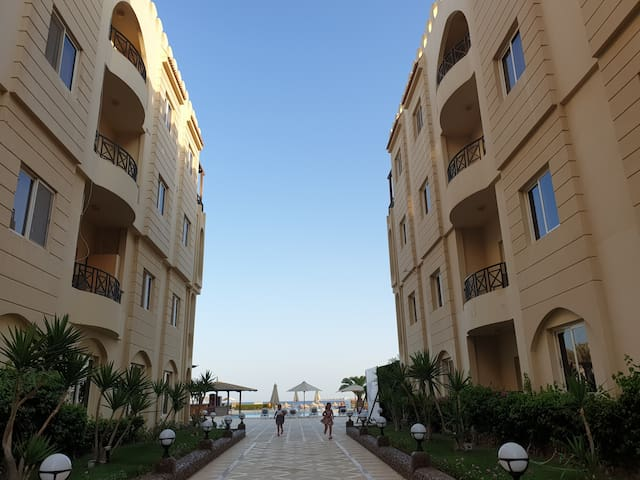 Palm Beach Piazza, Sahl Hasheesh, Red Sea Hurghada
