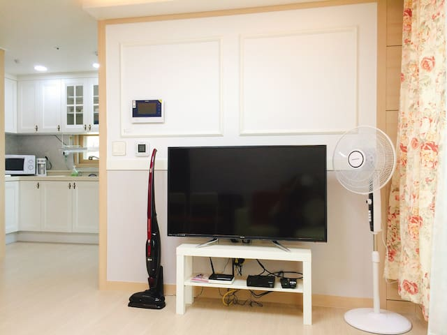 NEW APT for  share, subway seoul ( only female) - Eunpyeong-gu - Apartamento