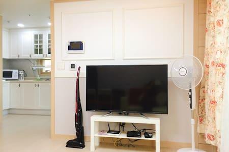 NEW apt  bedroom for 1-3 adults, near subway seoul - Eunpyeong-gu