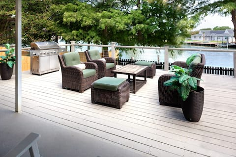 New Orleans Area Waterfront Home - Cypress Cove