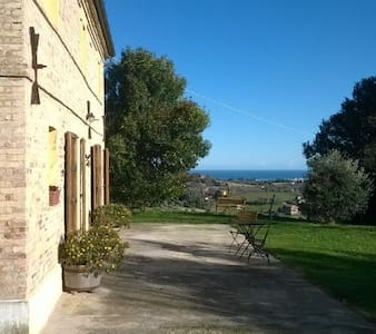 b&b lulicanda camera est - Senigallia - Bed & Breakfast