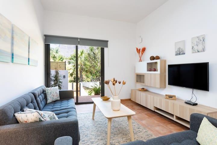 Apartamento Los Mirlos 1 (3 dormitorios y jardín)
