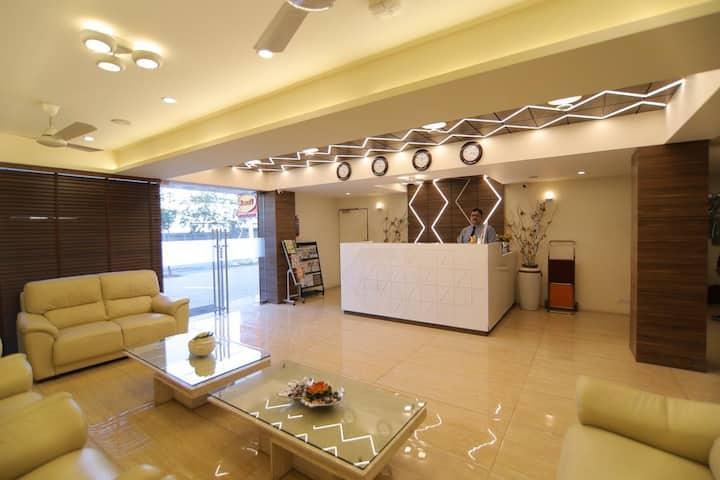 Business Rooms in Rajkot - Jayson Metoda