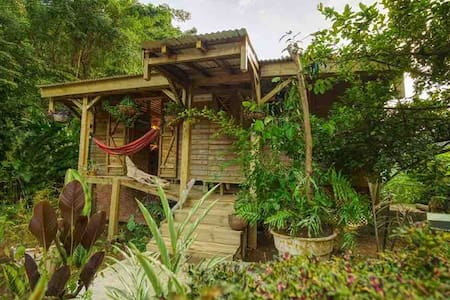 Sizo Wooden Treehouse Cottage