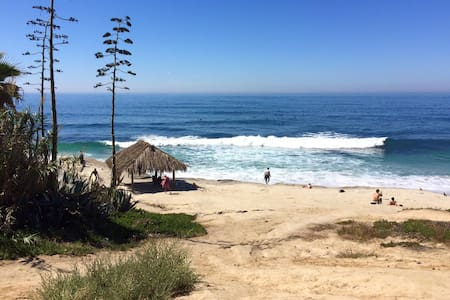 La Jolla Retreat, Stroll To Beach - San Diego - Osakehuoneisto