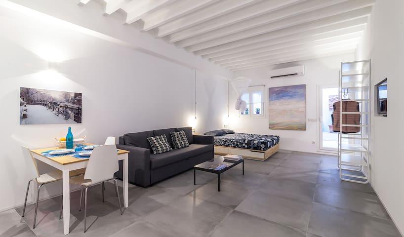 Loft Santa Catalina - Palma - Apartemen