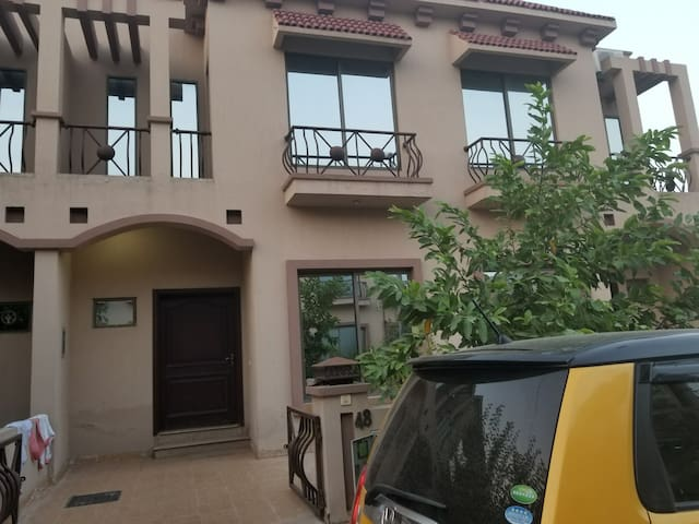 Executive Cottage Lahore Home