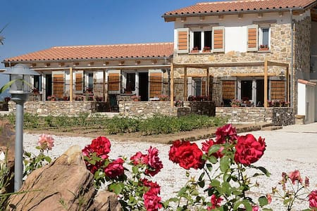 Kepazia GuestHouse Paestum Sunrise - Giungano - Bed & Breakfast