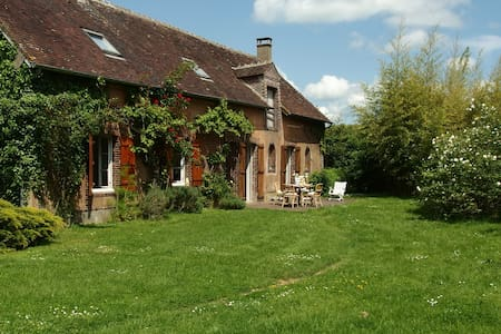 A real country house close to Paris