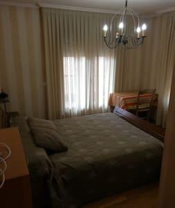 habitación de matrimonio en soria - Soria - Departamento