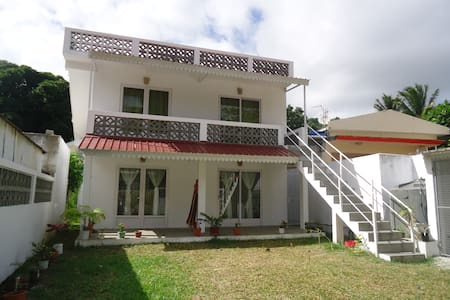 Brand new fully equipped house for 10 people - Port Mathurin
