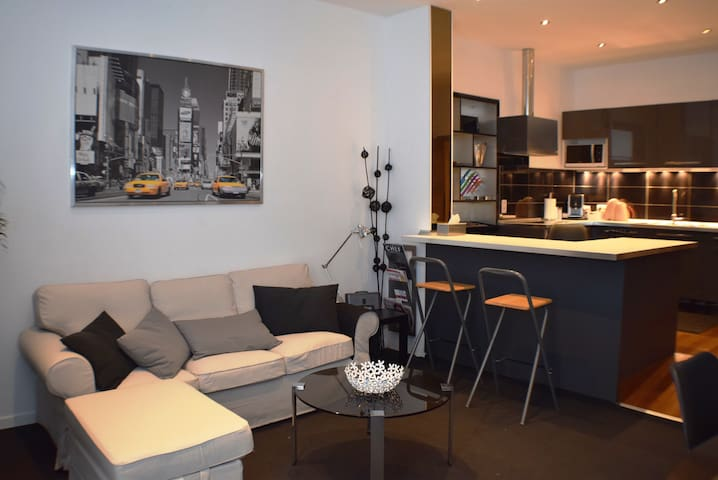 Appartment Cité Ardente - Historic centre Liège - Liège - Apartamento