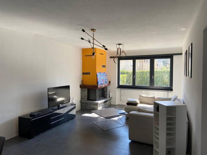 Cozy apartment in Bellinzona.