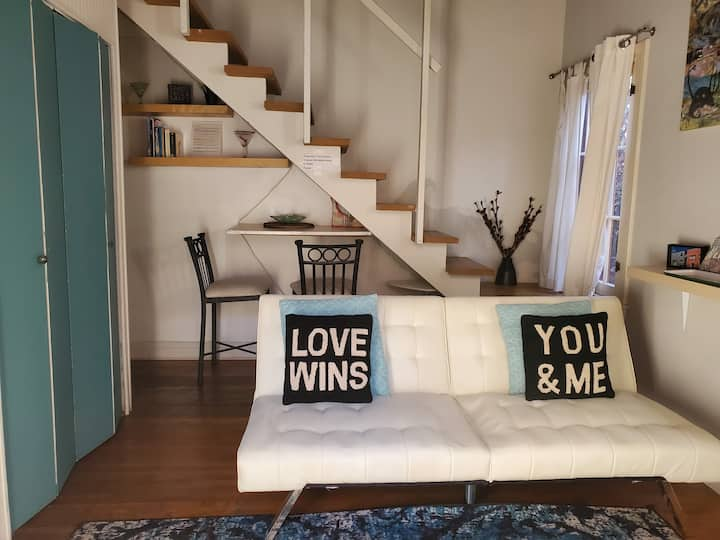 ☆ Nirvana Cottage Loft @Venice beach Open Now!