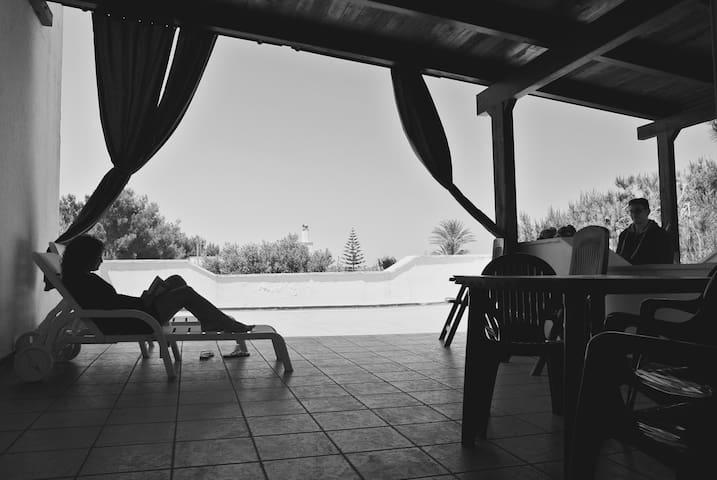 Villa nel parco delle dune di Ostuni - Pilone - Casa de camp