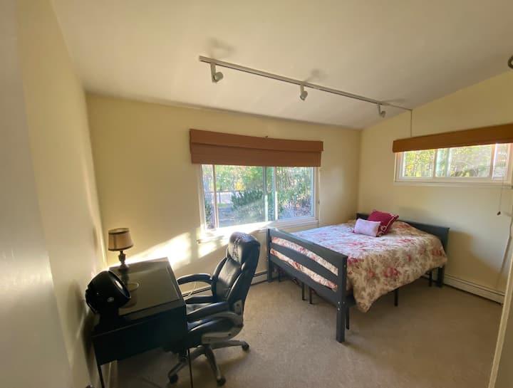 Clean, Comfortable, Convenient Room, Quiet, Safe